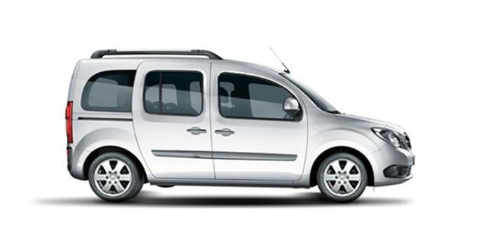 Micro Van, 4 человек - 150 грн<br> 8 грн/км<br>3 грн/минута грн/час